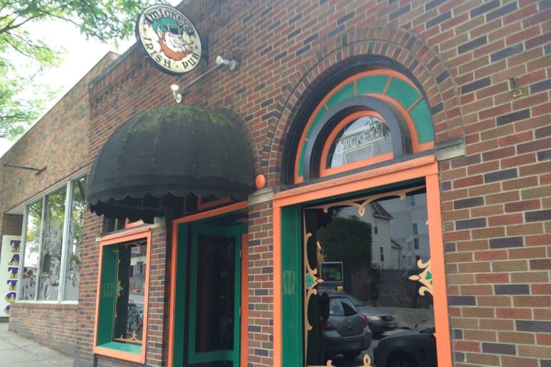 Mickey's Irish Pub, Iowa State University, Ames, Iowa
