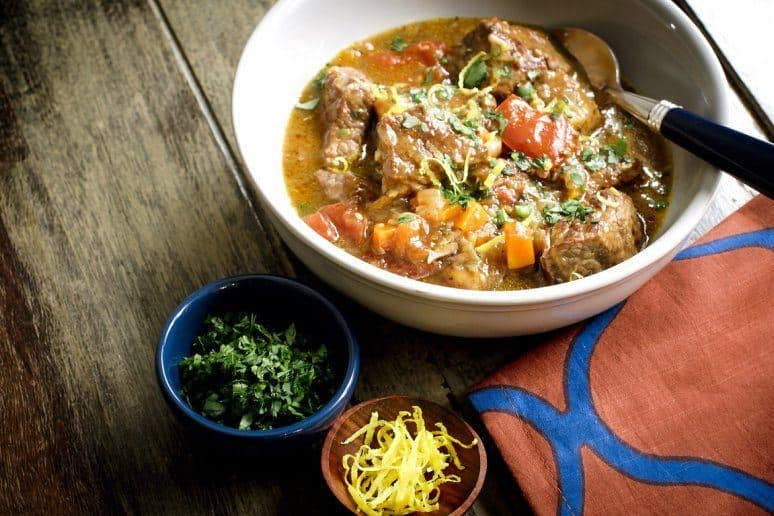 """""""Osso Buco"""" Stew"""