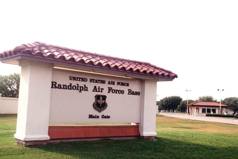 Texas: Randolph Air Force Base