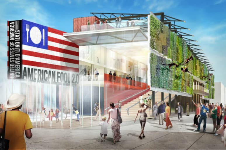 The World's Largest Vertical Farm and More Amazing Exhibits at This Year's World's Fair