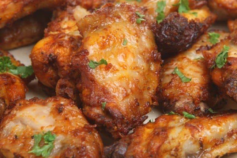 Korean Barbecue Wings