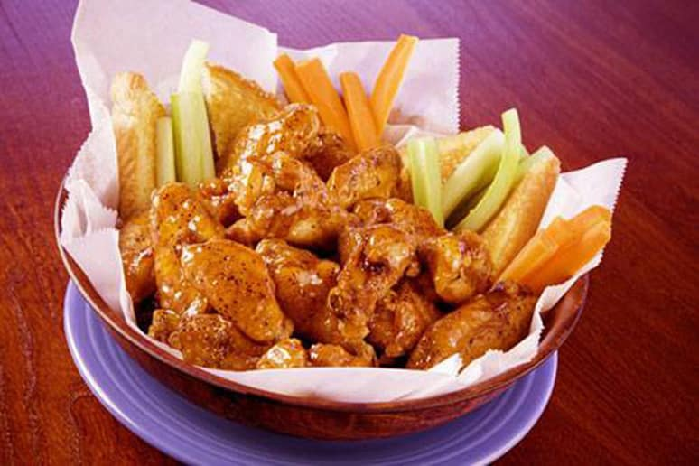 #18 East Coast Wings & Grill, North Carolina