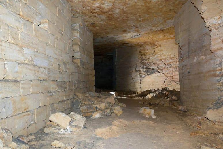 Odessa Catacombs, Ukraine