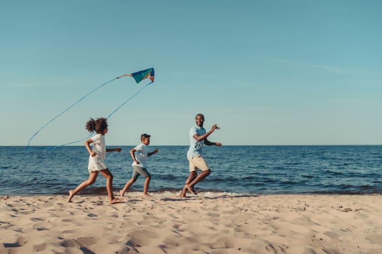 Discover a New Beach