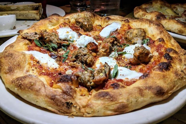 #20 Pizzeria Mozza, Los Angeles