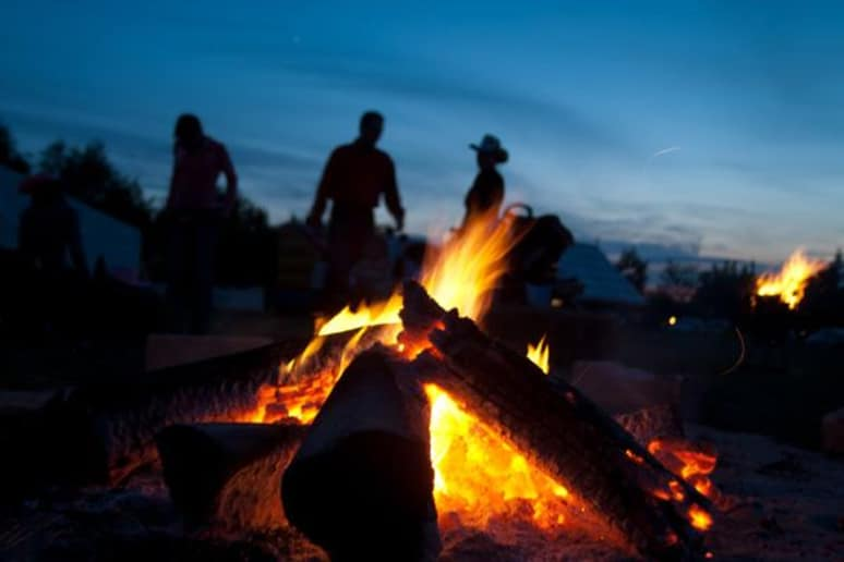 Scary Campfire Tales