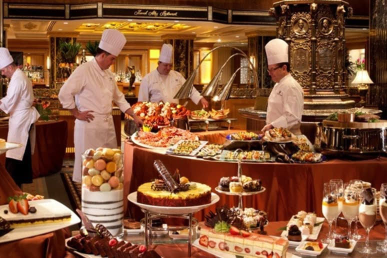 The 14 Best All You Can Eat Buffets In America