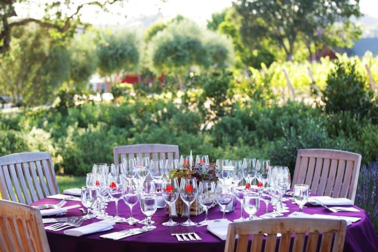 49. Beckmen Vineyards, Los Olivos, Calif.