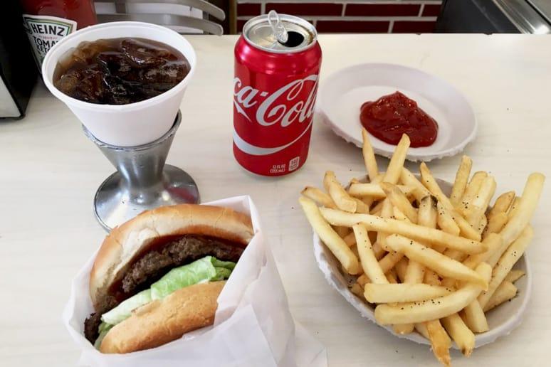 #54 The Apple Pan, Los Angeles
