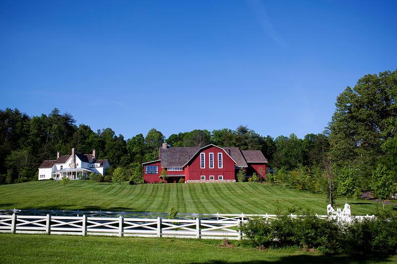 #15 The Barn at Blackberry Farm, Walland, Tenn.