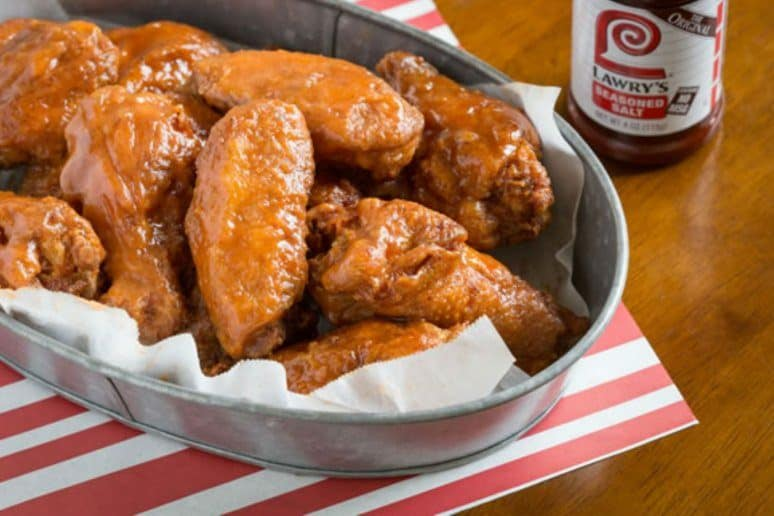 John Legend's Fried Chicken Wings With Spicy Honey Butter