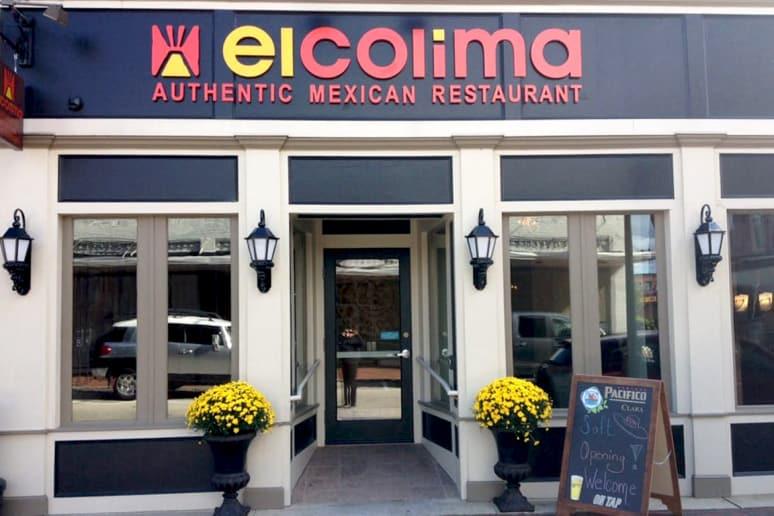 New Hampshire: El Colima, Nashua