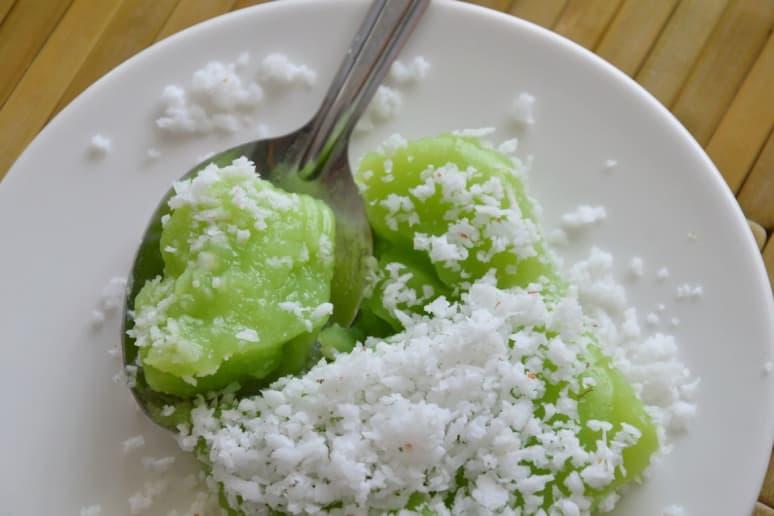 Lime Jell-O Salad