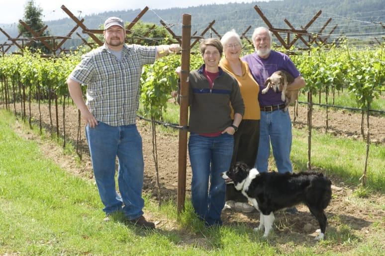 56. Navarro Vineyards and Winery, Philo, Calif.