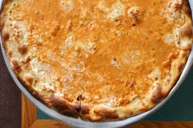 #9 Joe & Pat's Pizzeria, Staten Island, N.Y. (Vodka: Vodka sauce, mozzarella, basil)