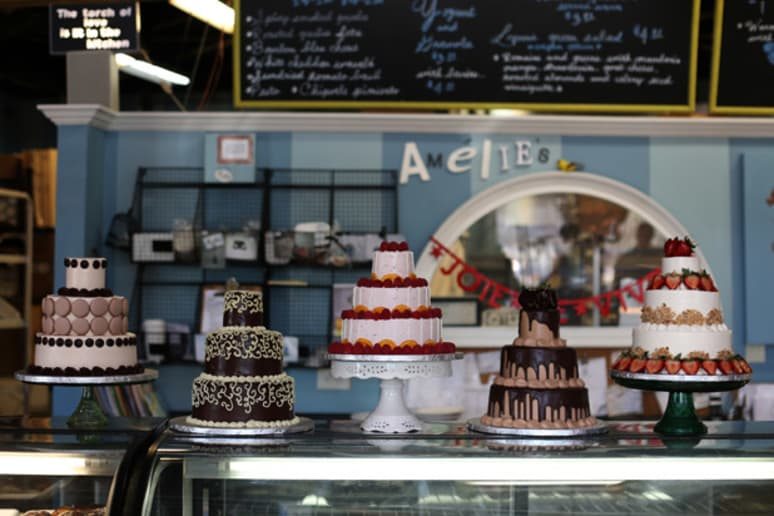 49 Amelies French Bakery and Caf Charlotte NC from Americas