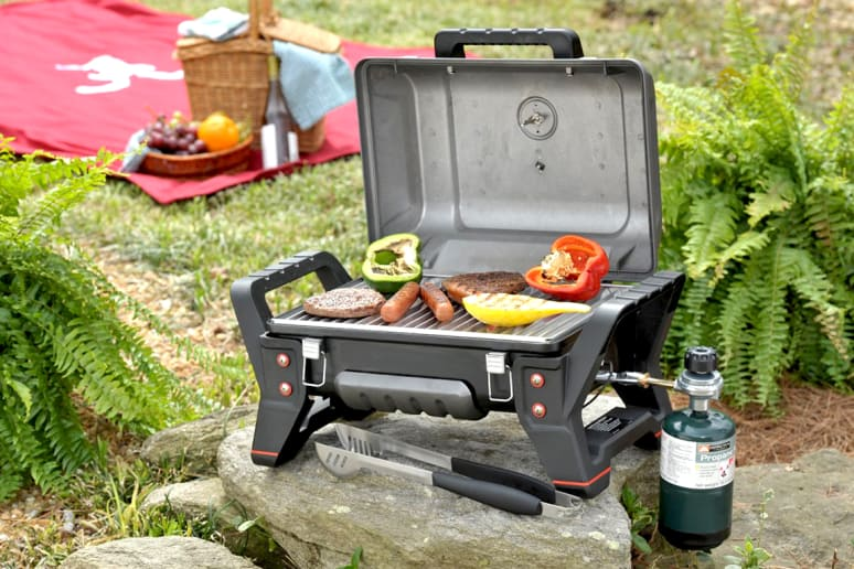 Char-Broil Grill2Go Portable TRU-Infrared Liquid Propane Gas Grill, $89.00