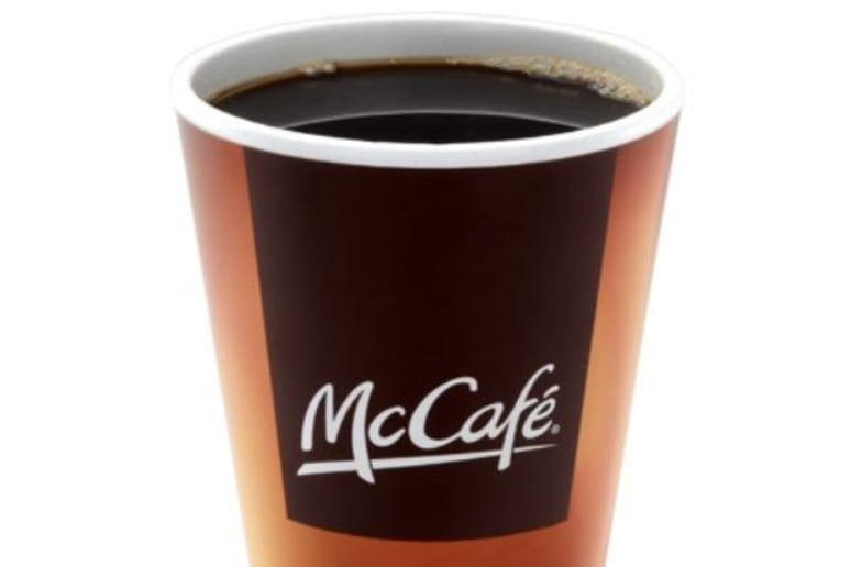 McDonald's is Giving Out Free Coffee Again