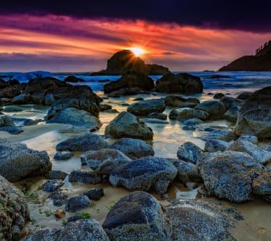 Secret Hidden Beach