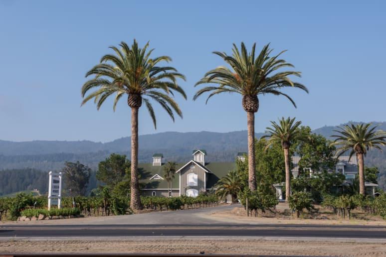 3. Corison Winery, St. Helena, Calif.