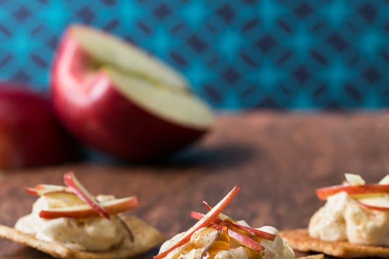New England Maple Apple Dip