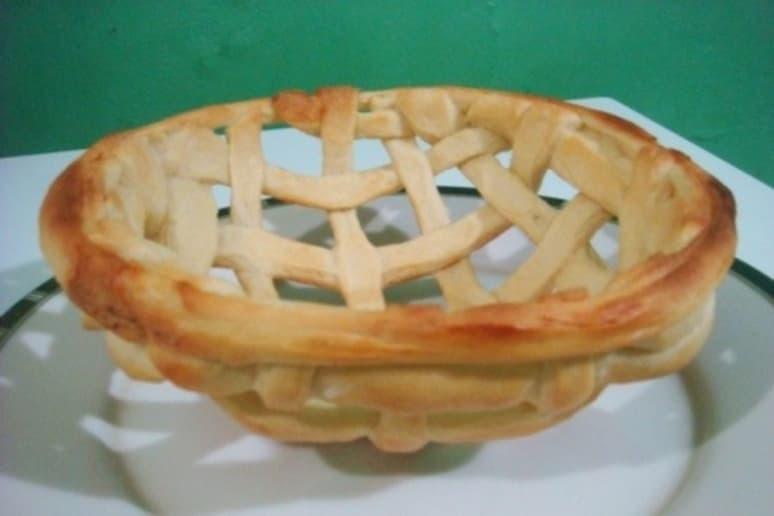 Homemade Bread Basket