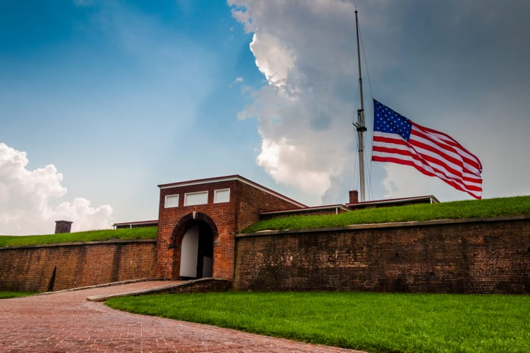Maryland: Fort McHenry (Baltimore)
