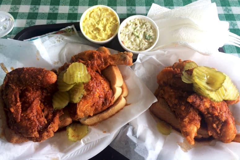 #35 Prince's Hot Chicken Shack, Nashville