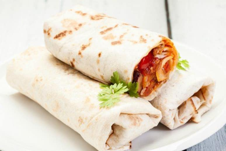 Denver Breakfast Burrito Recipe
