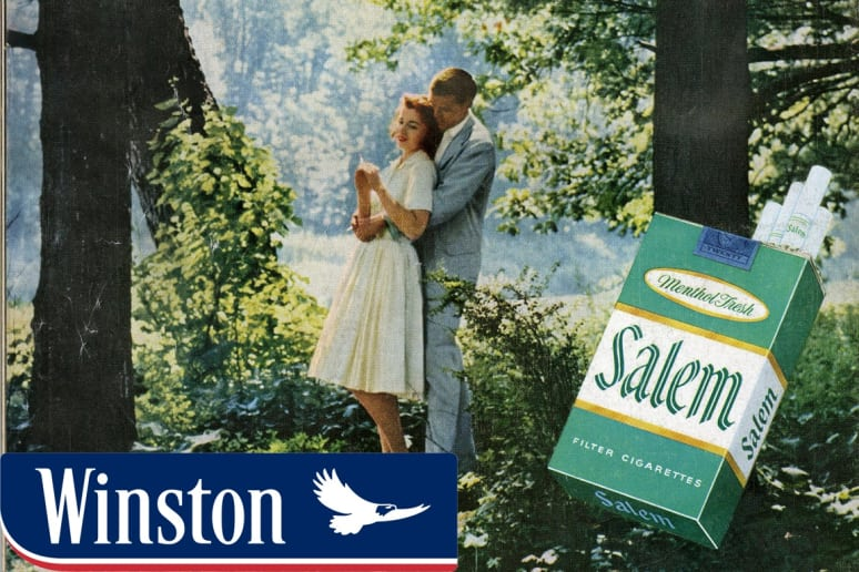 The First Location's Placement Was Inspired by a Cigarette