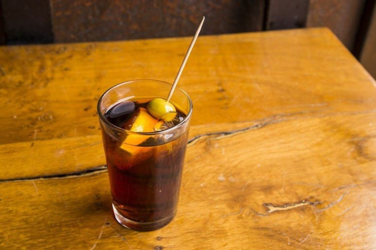Dear Hipsters: Barcelona's Vermouth Scene is Every Bit as Dicty as Suspenders, Handlebar Mustaches, and Thick-Rimmed Glasses