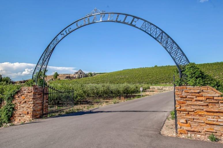 Ste. Chapelle Winery, Caldwell, Idaho