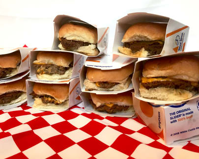 White Castle's Impossible Sliders