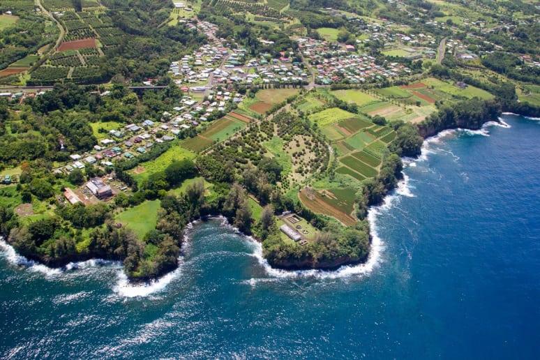 Hawaii: Papaikou