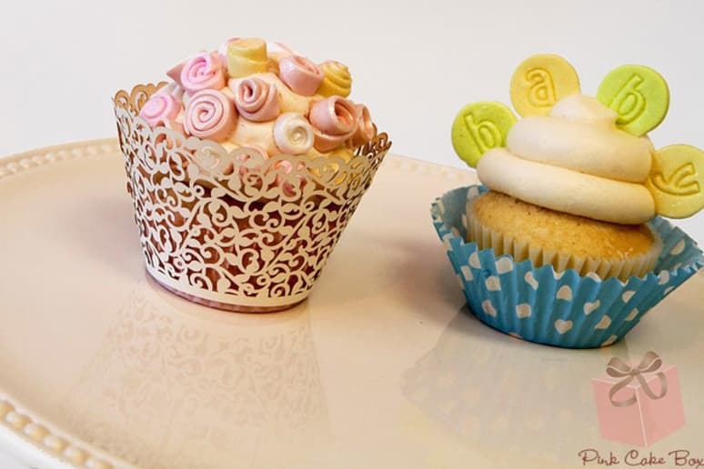 #72 Pink Cake Box, Denville, N.J.