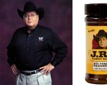 Jim Ross and his seasoning