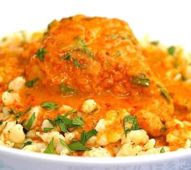 Chicken Paprikash, Hungarian Recipe, Chicken Paprika, Hungarian Chicken Paprikash