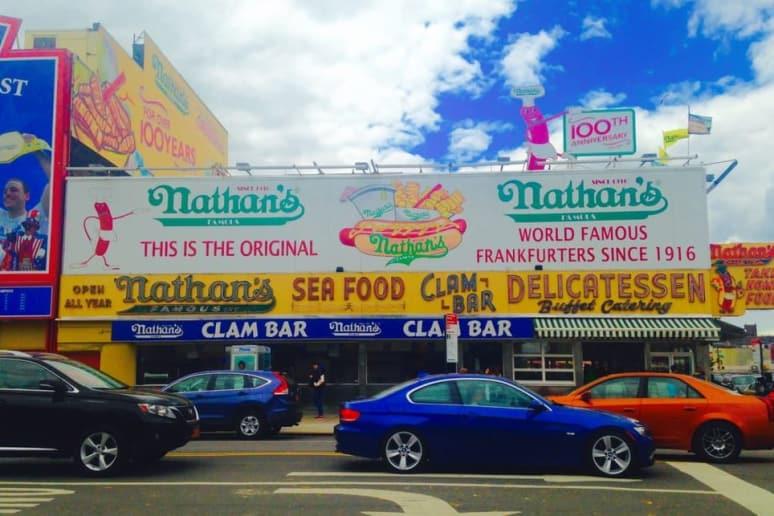 #38 Nathan's, Brooklyn