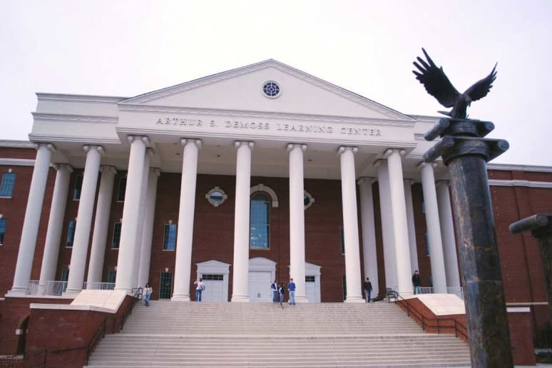 #3 Liberty University (Lynchburg, Va.)