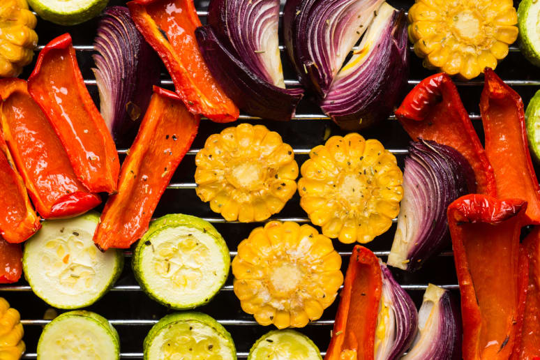 Healthiest: Grilled Vegetables
