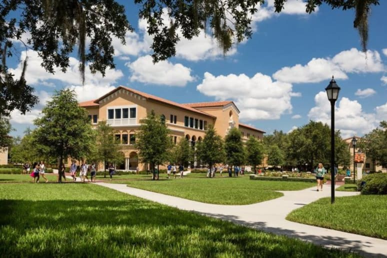 #43 Rollins College (Winter Park, Fla.)