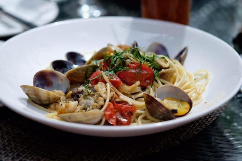 Best Italian Restaurant: Scampo, Boston