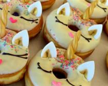 California Donuts Unicorn Doughnuts