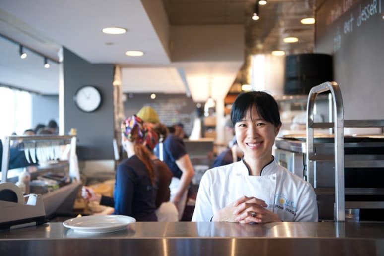#4 Flour Bakery + Café, Boston
