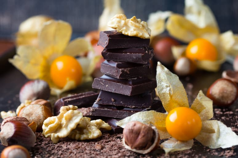 20 Reasons You Should Eat Dark Chocolate Every Day