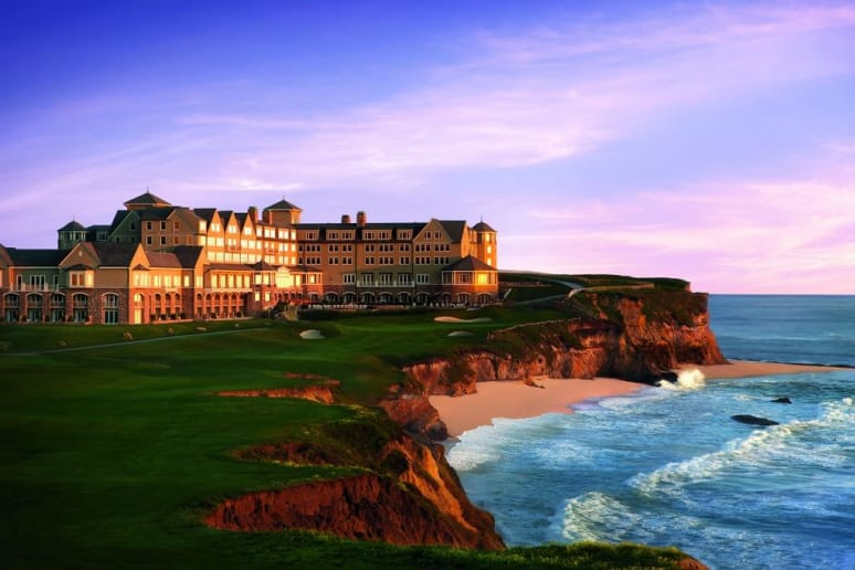 Sunsets, Bagpipes, Fine Dining, and More at Navio and the Ritz Carlton, Half Moon Bay