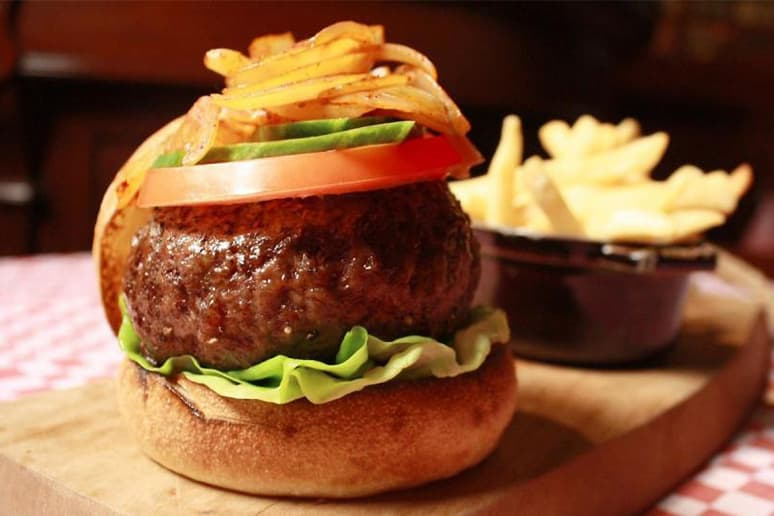 #12 21 Club, New York City: '21' Burger ($36)