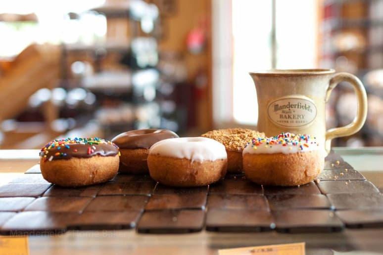 Wisconsin: Manderfield's Home Bakery, Appleton