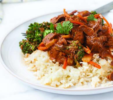 Slow-Cooker Thai Beef Stew