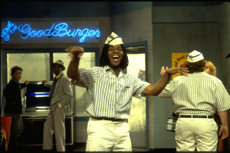 Goodburger, All That
